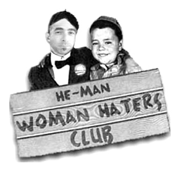 He Man Woman Haters Club