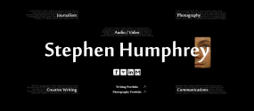 Stephen Humphrey website