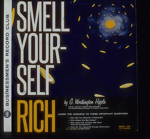 Smell yourself rich