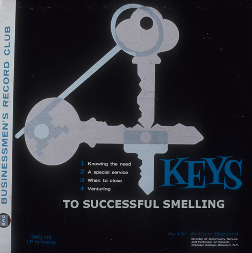 Keys to successful smelling